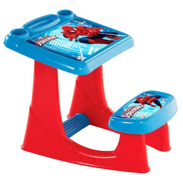 میز تحریر کودک دد طرح اسپایدرمن کد 03055