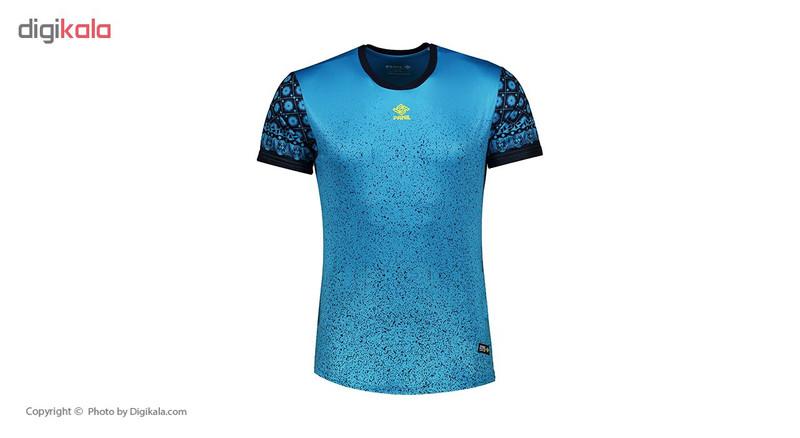 ست پیراهن و شورت ورزشی مردانه پانیل کد 1105B