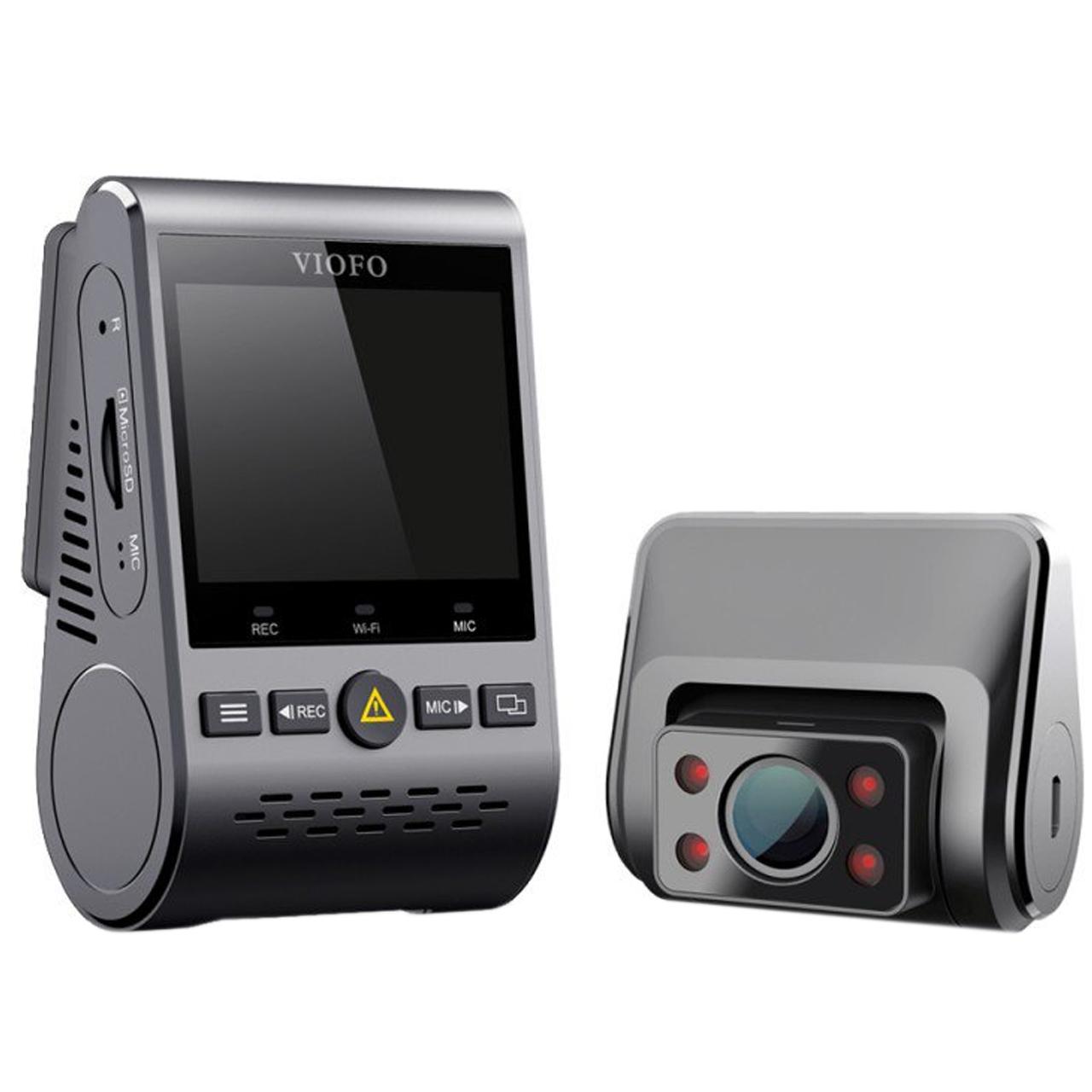 دوربین فیلم برداری خودرو وای فو مدل A129 dou -G IR