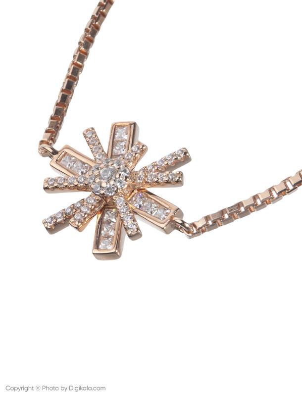 دستبند نقره زنانه فولی فولیه مدل 3B18S010RC