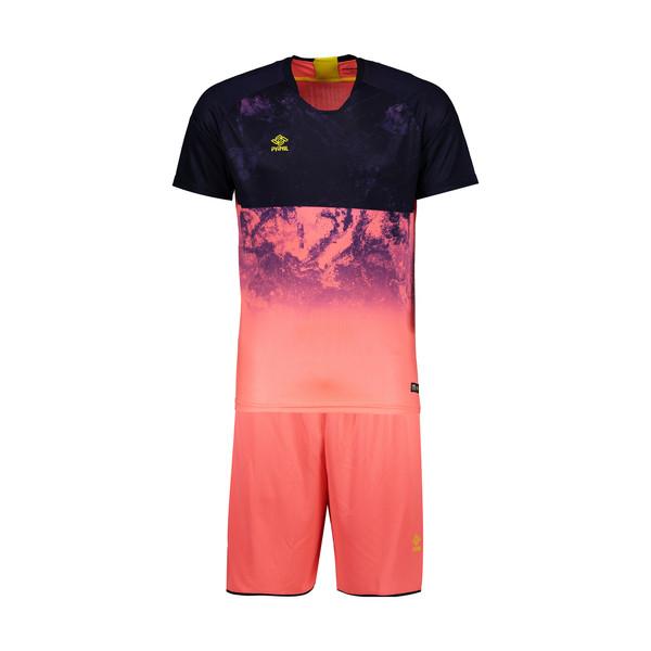 ست پیراهن و شورت ورزشی مردانه پانیل کد 1102P