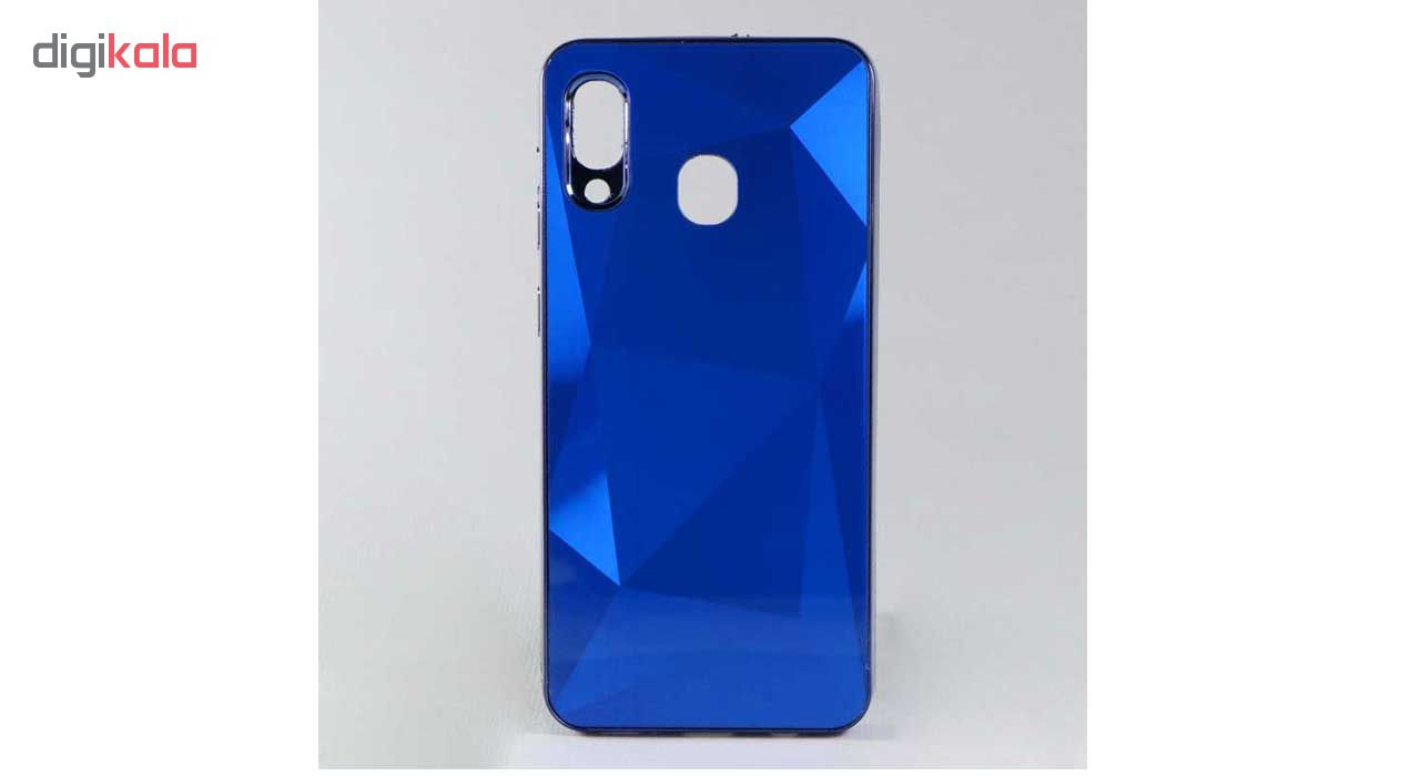 کاور کینگ کونگ طرح الماس مدل Dmnd01 مناسب برای گوشی موبایل سامسونگ Galaxy A30