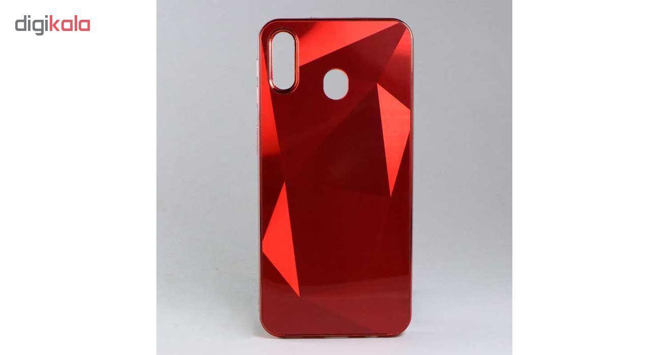 کاور کینگ کونگ طرح الماس مدل Dmnd01 مناسب برای گوشی موبایل سامسونگ Galaxy M20  main 1 1