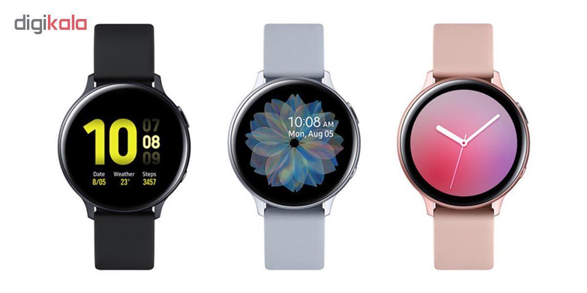 ساعت هوشمند سامسونگ مدل Galaxy Watch Active2 40mm main 1 4