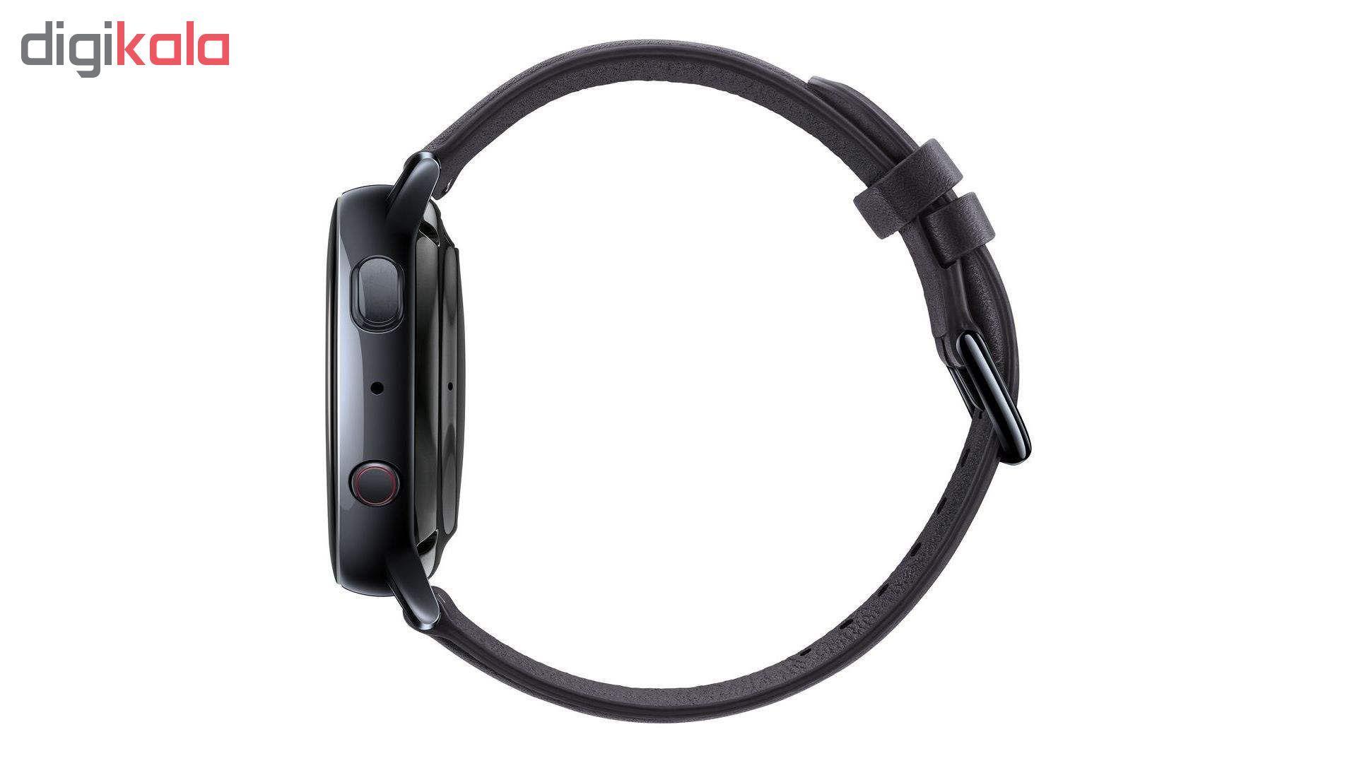 ساعت هوشمند سامسونگ مدل Galaxy Watch Active2 40mm main 1 6