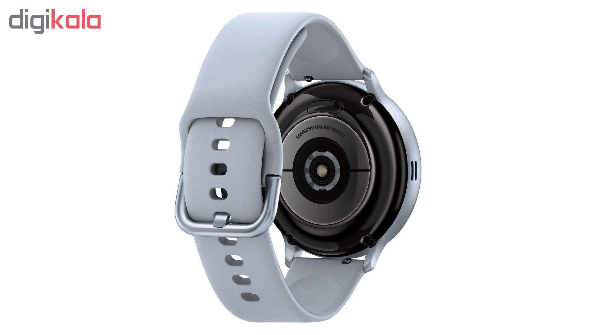 ساعت هوشمند سامسونگ مدل Galaxy Watch Active2 40mm main 1 7