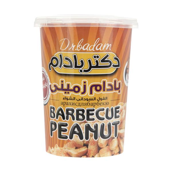 بادام زمینی دکتر بادام طعم باربیکیو مقدار 260 گرم