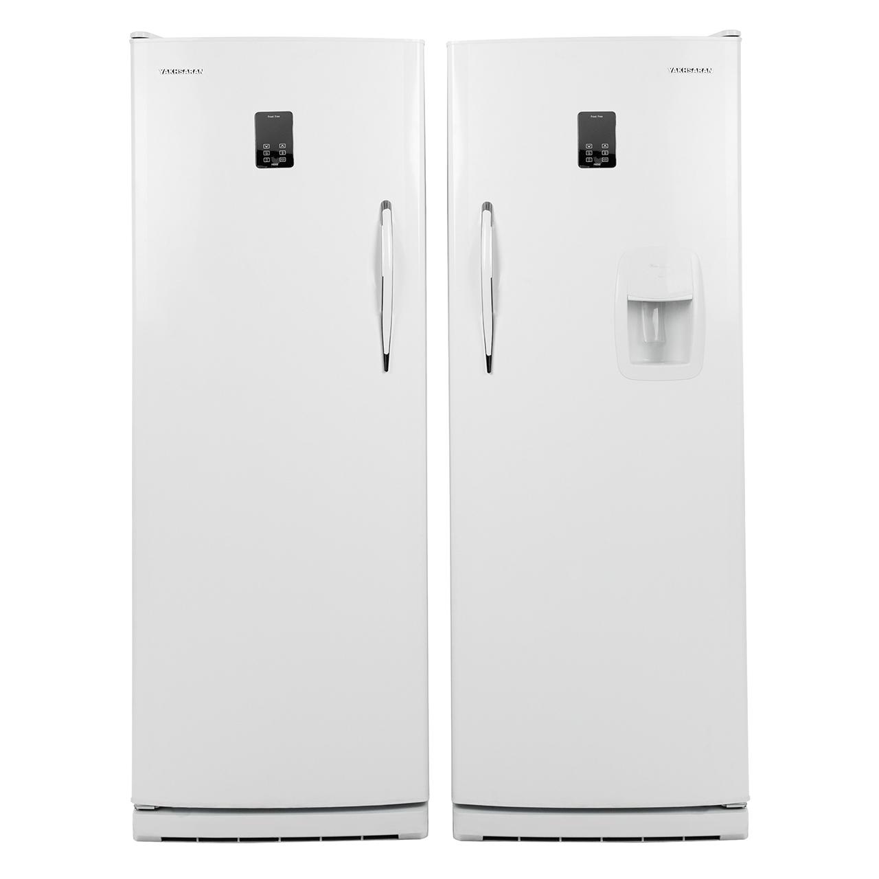 یخچال و فریزر دوقلو یخساران مدل U8001M-U8005M