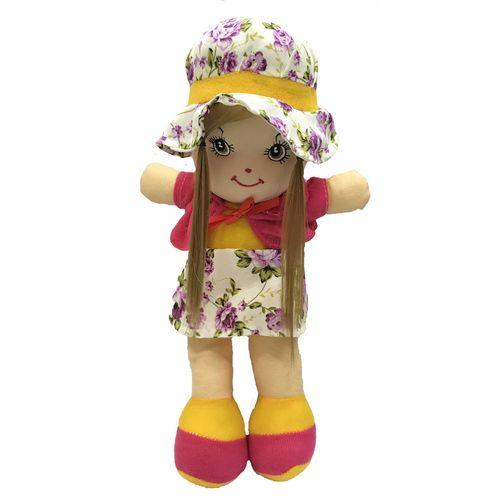عروسک طرح دختر روسی کد 098 ارتفاع 30 سانتی متر