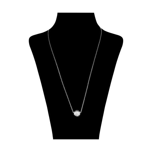 گردنبند نقره زنانه فولی فولیه مدل 1N17F010