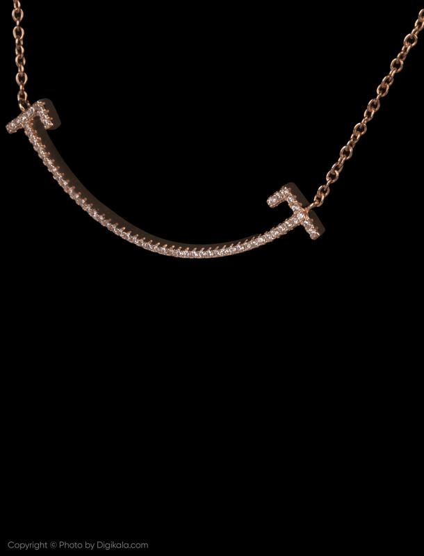 گردنبند نقره زنانه فولی فولیه مدل 3N18S008RC