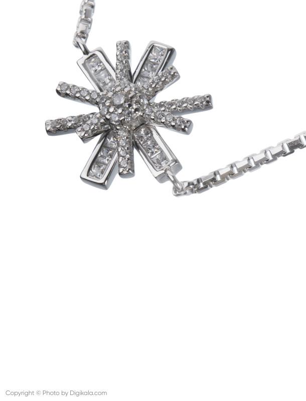 دستبند نقره زنانه فولی فولیه مدل 3B18S010C