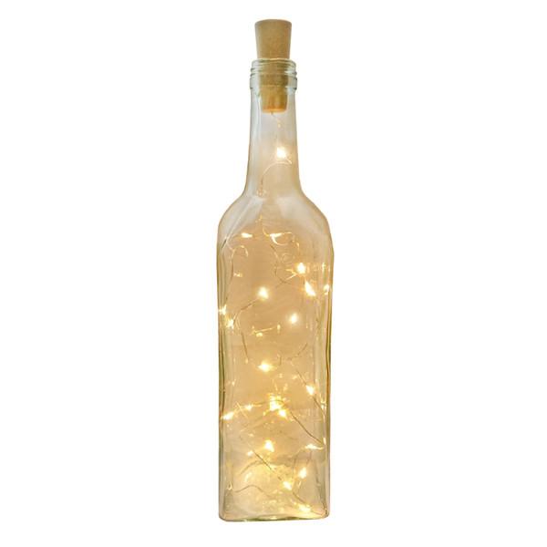 ریسه ال ای دی طرح bottle طول 2 متر