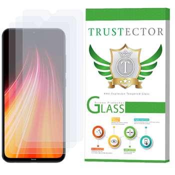 محافظ صفحه نمایش تراستکتور مدل GLS مناسب برای گوشی موبایل شیائومی Redmi Note 8 بسته 3 عددی