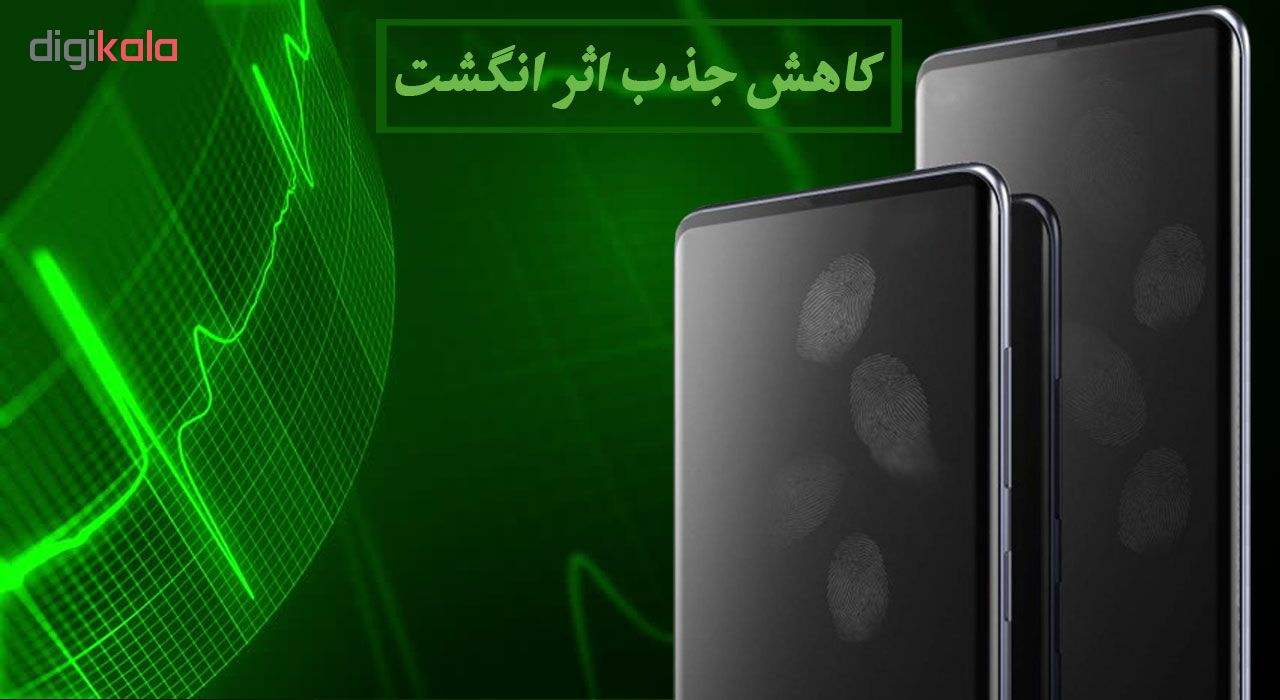 محافظ صفحه نمایش تراستکتور مدل GLS مناسب برای گوشی موبایل شیائومی Redmi Note 8 بسته 5 عددی main 1 5