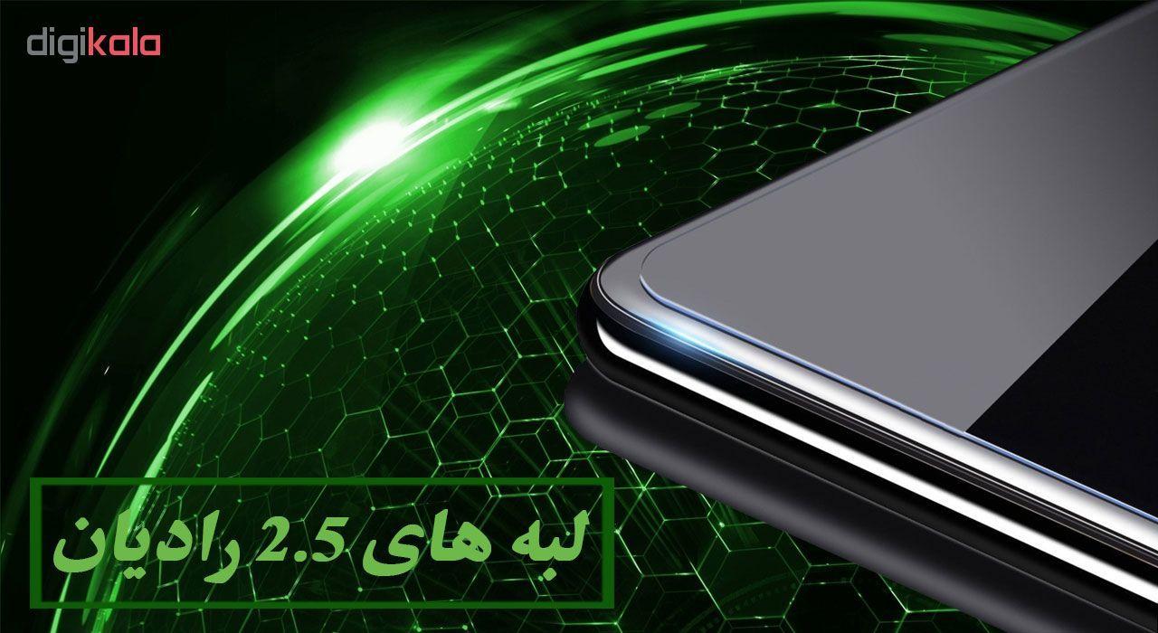 محافظ صفحه نمایش تراستکتور مدل GLS مناسب برای گوشی موبایل شیائومی Redmi Note 8 بسته 5 عددی main 1 8