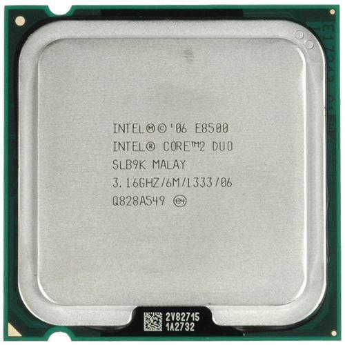 پردازنده مرکزی اینتل سری 2 Core مدل E8500