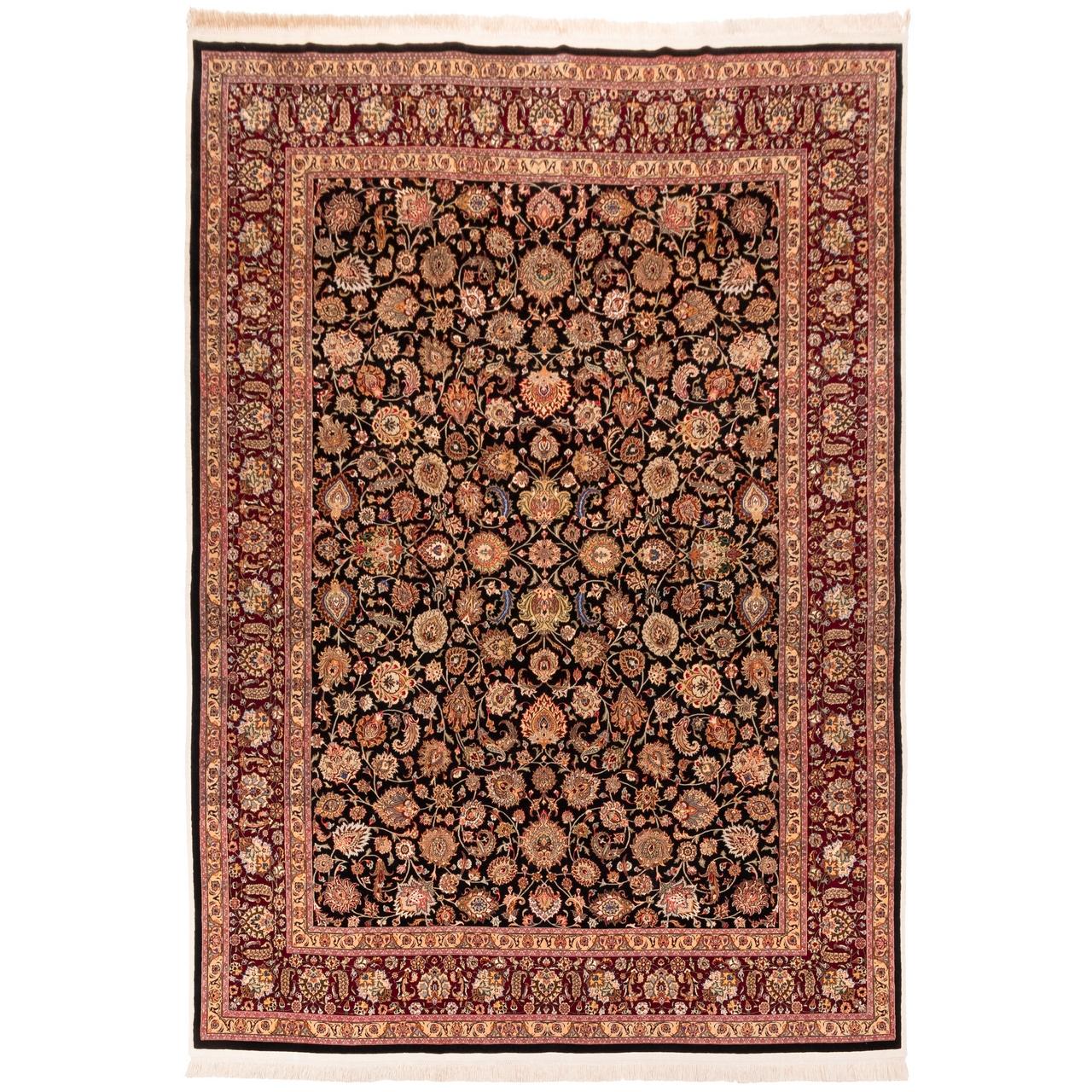 فرش دستباف هفت و نیم متری سی پرشیا کد 174214