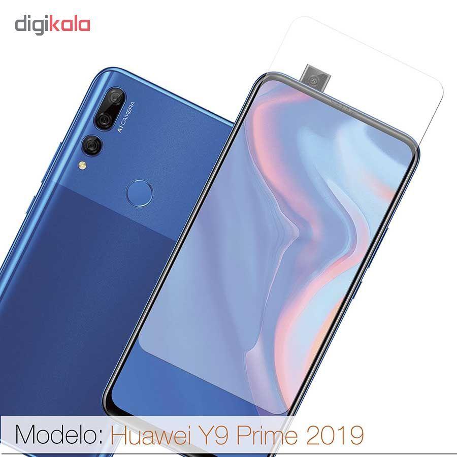 محافظ صفحه نمایش لاین مدل  RB007 مناسب برای گوشی موبایل هوآوی Y9 Prime 2019 main 1 11
