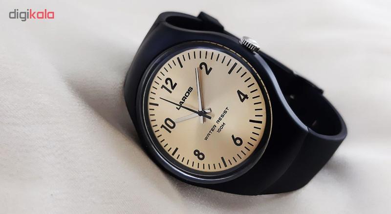 ساعت مچی عقربه ای لاروس کد 1217-aq1066a