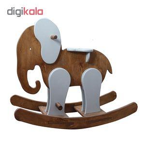 راکر کودک مدل Elephant  Elephant baby Rocker