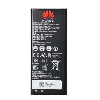 باتری موبایل مدل HB4342A1RBC ظرفیت 2200 میلی آمپر ساعت مناسب برای گوشی موبایل هوآوی Y6 2017