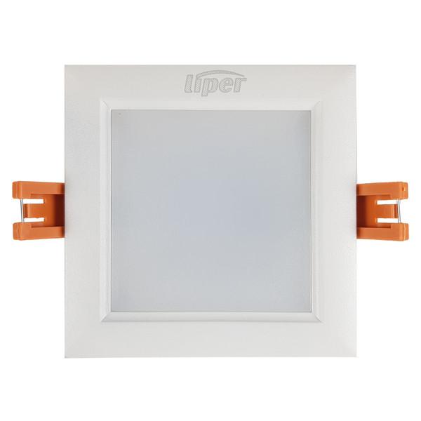 پنل ال ای دی 10 وات لیپر مدل  LPDL-10A01-FX