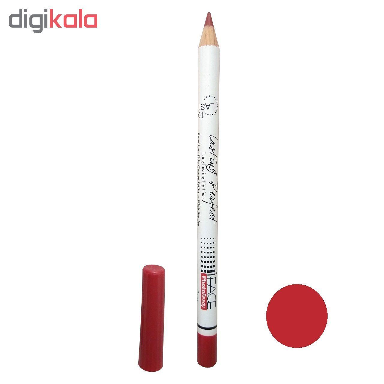 مداد لب آی فیس شماره L-16 main 1 2