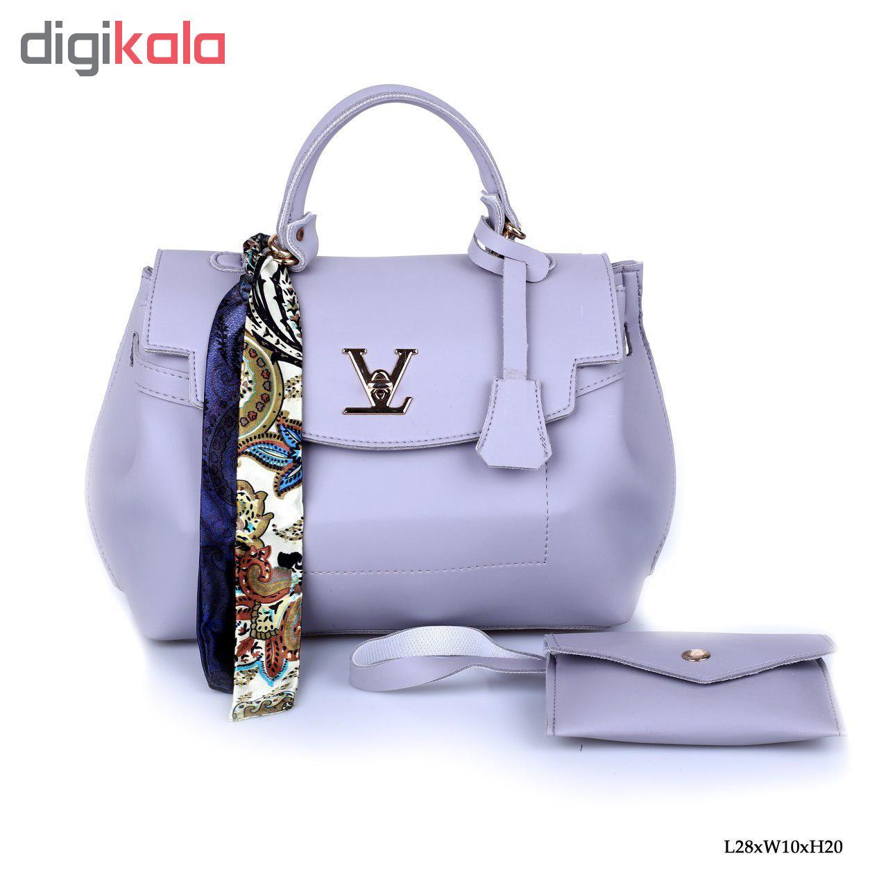 کیف دستی زنانه مدل ملکه کد 531394