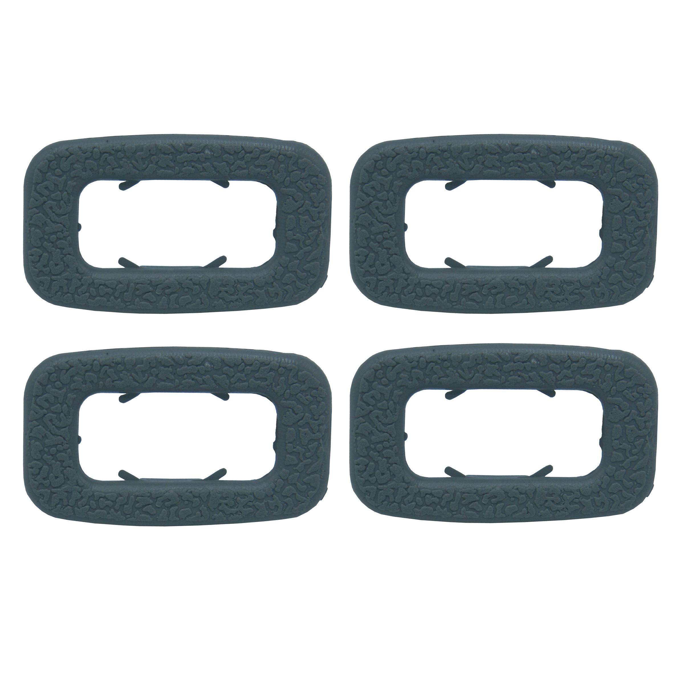 قاب قفل داخلی در خودرو مدل KH4 مناسب برای پراید بسته 4 عددی