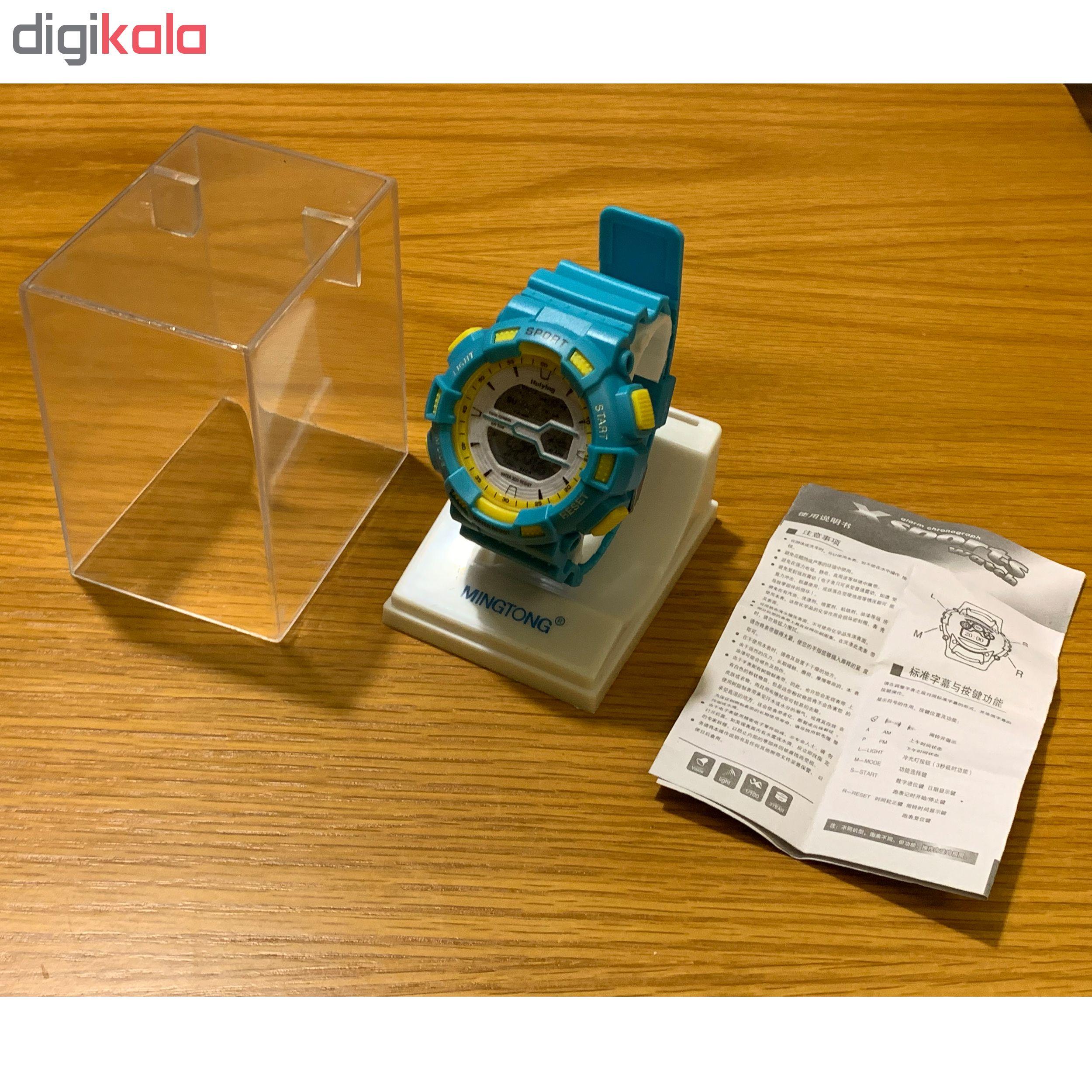 ساعت مچی دیجیتال مردانه کد B14             قیمت