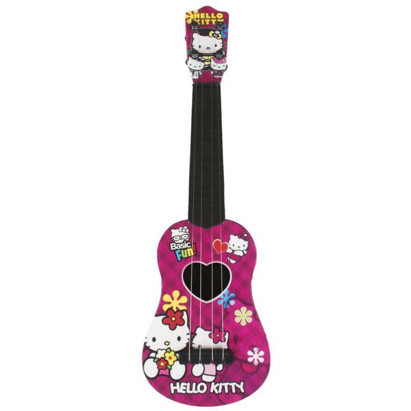 گیتار اسباب بازی میوزیک گیتار کد 890 طرح Hello Kitty