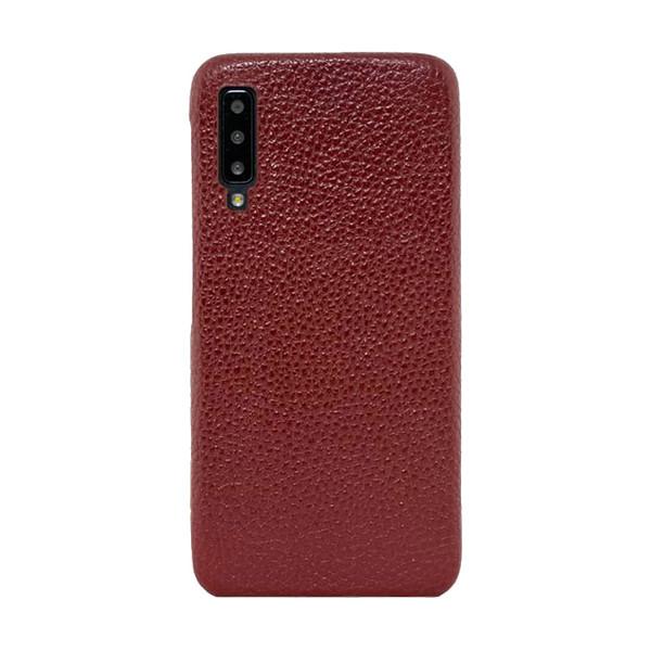 کاور داتیس چرم مدل DT-L مناسب برای گوشی موبایل سامسونگ Galaxy A7 2018 /A750