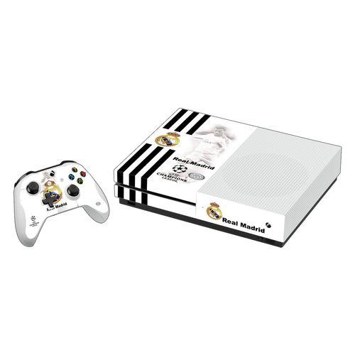 برچسب ایکس باکس One S گراسیپا طرح رئال مادرید