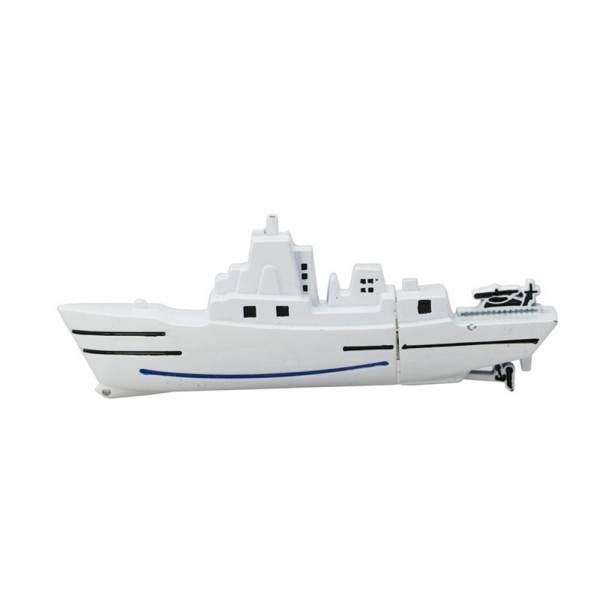 بررسی و خرید [با تخفیف]                                     فلش مموری طرح کشتی مدل Ul-009 ظرفیت 8 گیگابایت                             اورجینال