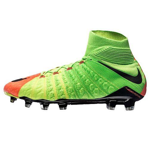 کفش فوتبال زنانه نایکی مدل هایپر فانتوم کد m22