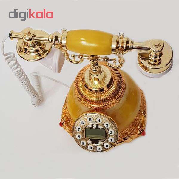 قیمت                      تلفن کلاسیک مدل AY- 351C
