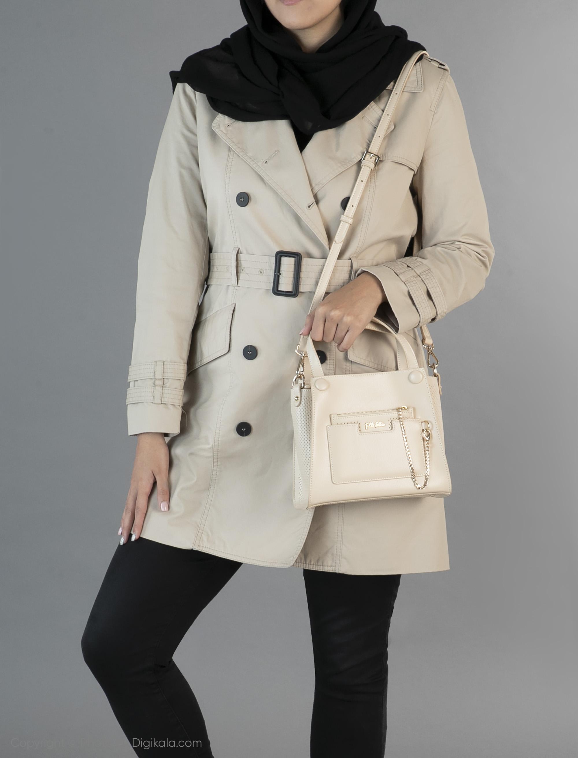 کیف دستی زنانه فولی فولیه مدل HB18P008GI