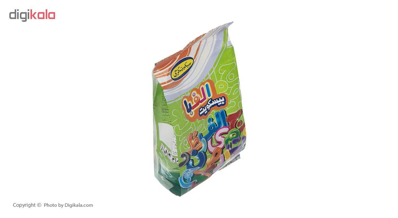 بیسکوئیت الفبا فارسی گرجی مقدار 100 گرم main 1 2