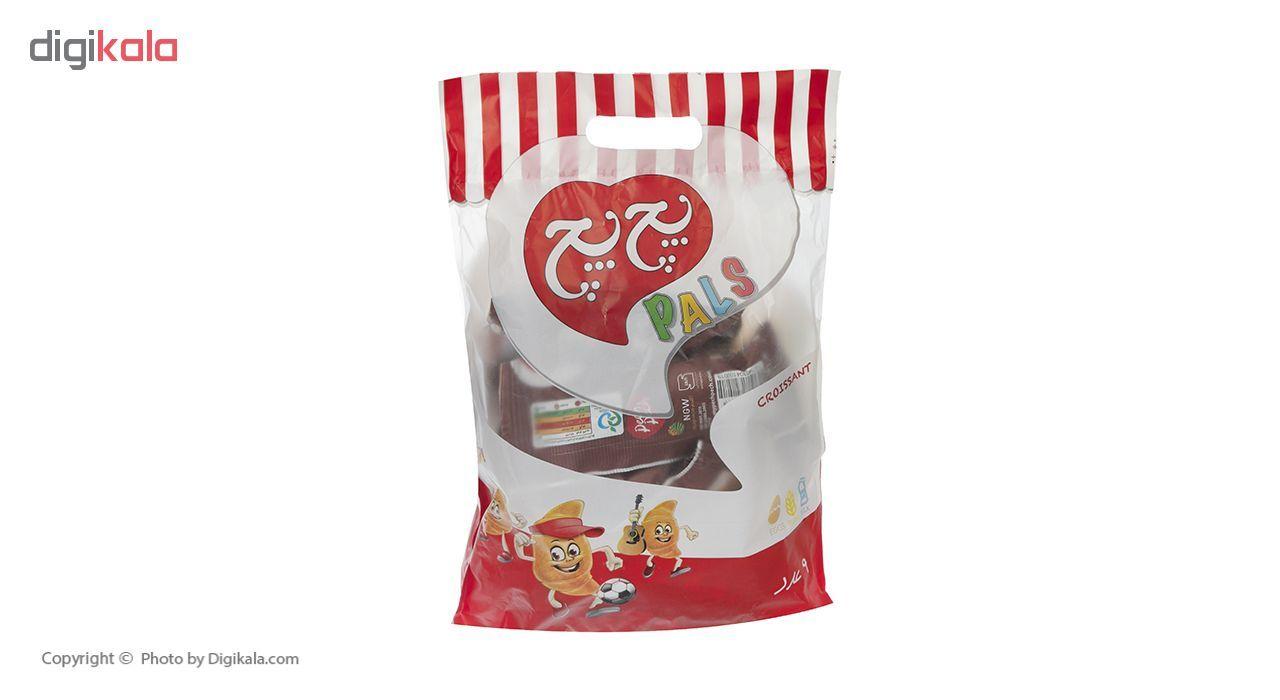 کروسان کاکائو پچ پچ مقدار 30 گرمی بسته 9 عددی main 1 1