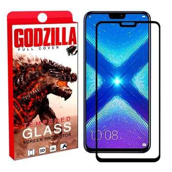 محافظ صفحه نمایش گلس گودزیلا مدل S0S مناسب برای گوشی موبایل آنر 8X