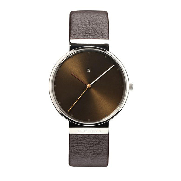 ساعت مچی عقربه ای زنانه جیکوب جنسن مدل  853