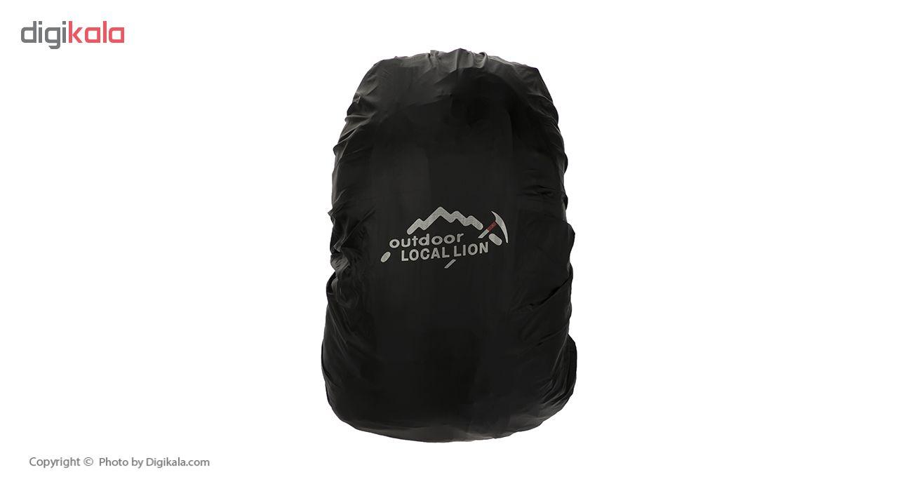 کوله پشتی کوهنوردی 45 لیتری اوت دور کد 002