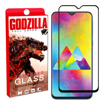 محافظ صفحه نمایش گودزیلا مدل S0S مناسب برای گوشی موبایل سامسونگ Galaxy M20