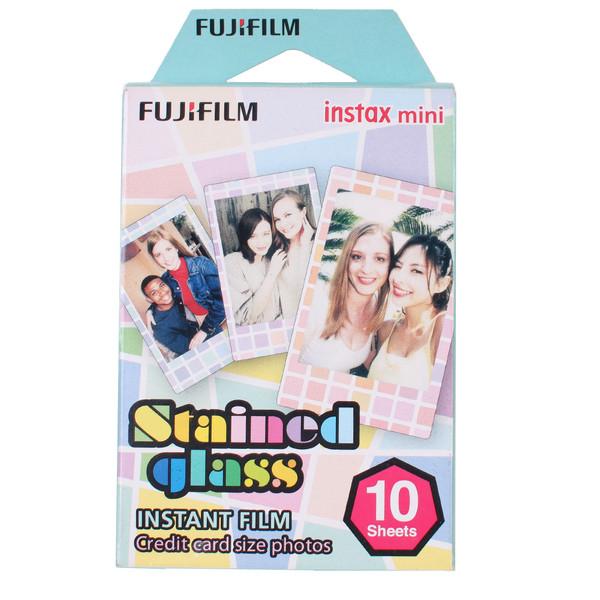 فیلم مخصوص فوجی فیلم مدل instax mini Stained glass