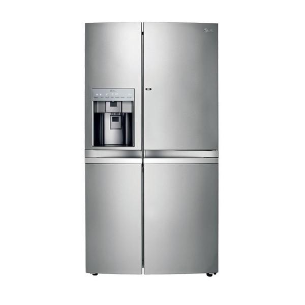 یخچال و فریزر ساید بای ساید ال جی مدل SXB550