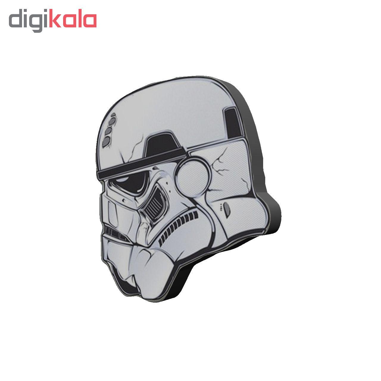 استیکر طرح starwars trooper کد 236