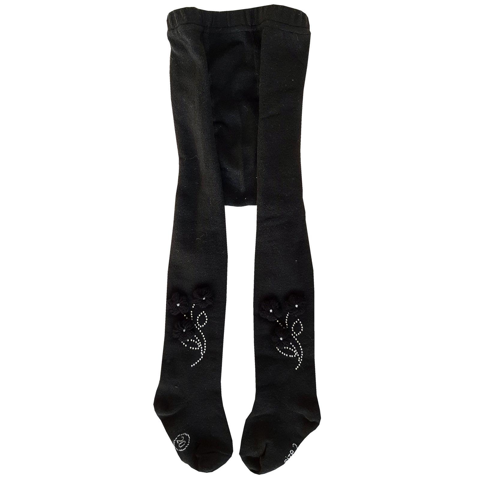 جوراب شلواری دخترانه کد 2200  -  - 2