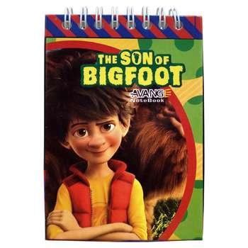 دفتر یادداشت آونگ طرح THE SON OF BIGFOOT