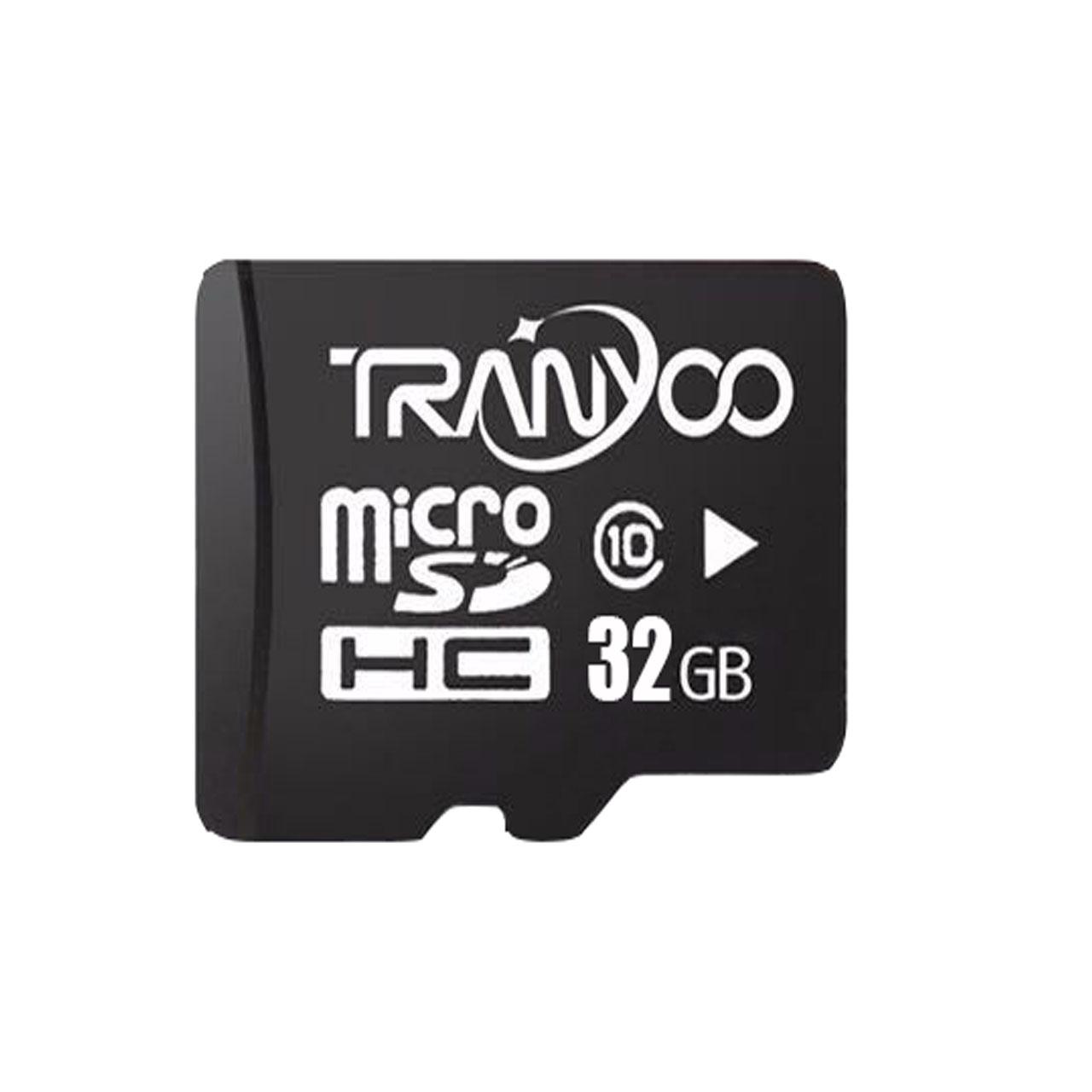 کارت حافظه microSDHC ترانیو مدل LSPEED کلاس 10 استاندارد UHC-I U1 سرعت 30Mbs ظرفیت 32 گیگابایت
